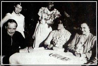 Герберт Уэллс и женщины