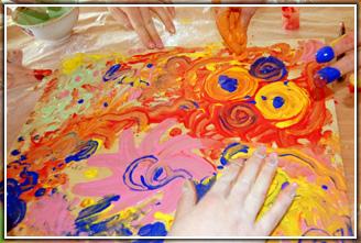 Грустно - рисуй радугу!