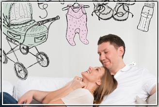 Луна и планирование пола ребенка