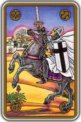 Колода Симболон «Symbolon» Людмила Смирнова  - Страница 2 Crusader