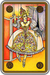 Колода Симболон «Symbolon» Людмила Смирнова  - Страница 2 Marionette