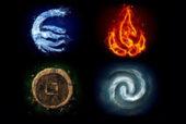стихии в гороскопе