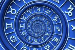 Зодиакальное колесо эволюции