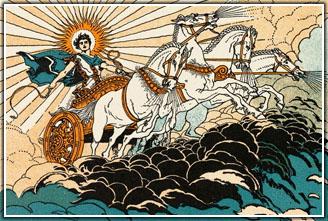 Солнце в мифологии