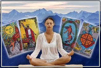 Медитация на ТАРО