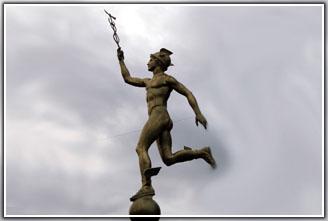 Меркурий в мифологии